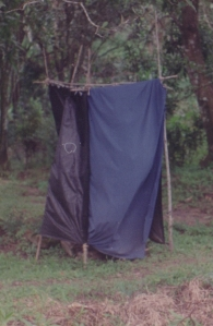 Shower crop